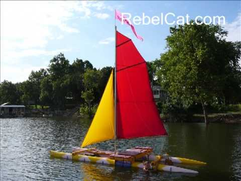 How to Make a Catamaran Sailboat from PVC Pipe