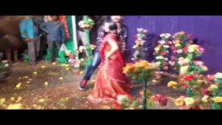 Andhra Village Sexy Roamantice Dance on stage