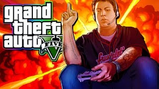 GTA 5 - GETTING IT IN THE HOLE!
