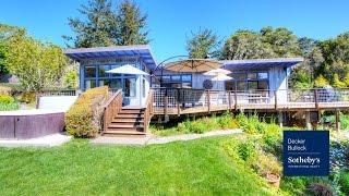 105 Via de la Vista Inverness CA    Inverness Homes for Sale
