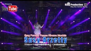 Live Nirwana Mandala ( Susy Arzetty ) Di Desa Luwung Kencana Susukan Cirebon