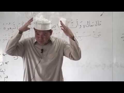 Tausog: Hangpo (10) Nasihat sin Islam   No  10