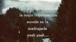 AM One Direction Español Con Letra