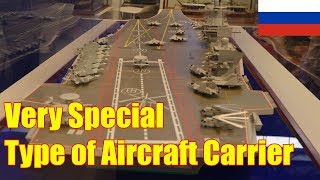 Russia Wants to Build a Very Special Type of Aircraft Carrier
