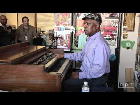 Booker T. Jones NPR Music Tiny Desk Concert