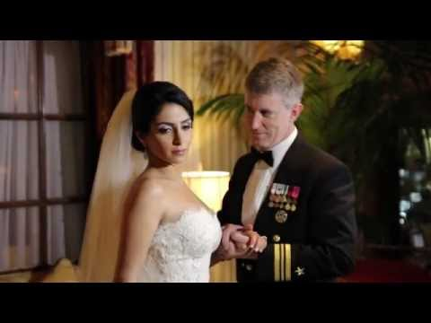 The Persian / Christian Fusion Wedding of Jesse and Elnaz