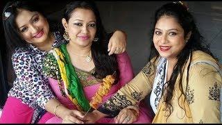 দেখুন শাবনূর বন্ধুদের সাথে কী করছেন ! Shabnur hit showbiz news !