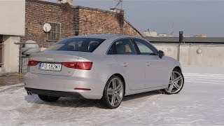 (ENG) Audi A3 Saloon/Limousine 1.8 TFSI S tronic - Test Drive and Review