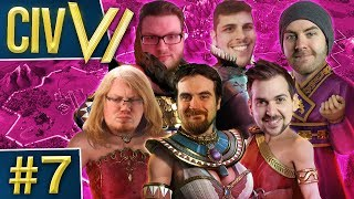 Civ VI - Ladies Night #7 - Accepting the Good Love