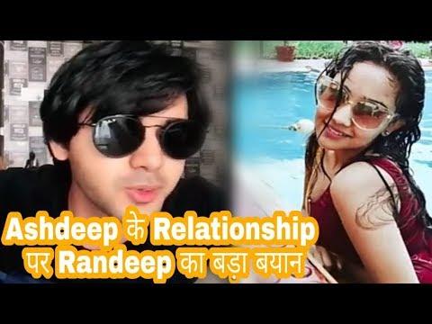 Yeh Un Dinon Ki baat Hai  Ashi को लेकर Randeep का बड़ा बयान on Relationship | Today Update |
