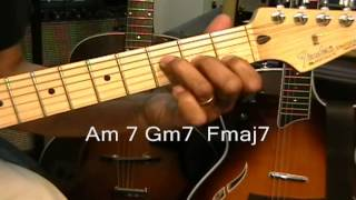 Carole King It's Too Late How To Play On Electric Guitar Tutorial Lesson No Capo