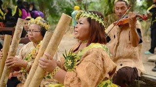 Mah Meri - Hari Moyang Ritual at Carey Island ( 1 )