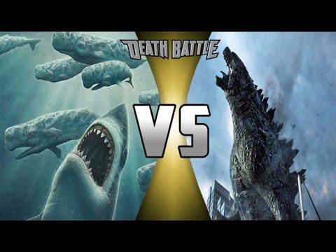 Godzilla Vs. Megalodon - VidoEmo - Emotional Video Unity