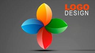 Illustrator Tutorial | Professional logo Design