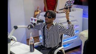 #LIVE: WASAFI FM # BLOCK 89 - EXCLUSIVE INTERVIEW NA DIAMOND PLATNUMZ (23/04/2019)