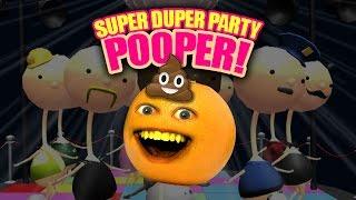 Annoying Orange Plays - Super Duper Party Pooper!