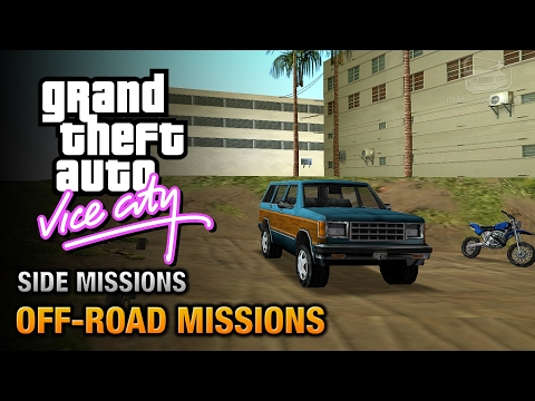 GTA Vice City - Off-Road Missions