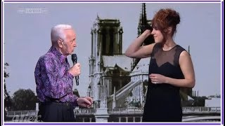 Zaz et Charles Aznavour -  'J'aime Paris au mois de Mai'