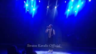 Στράτος Καραλής-Τα σχοινιά σου (Fever Live 19/3/2016)