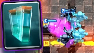 Clash Royale - CLONE SPELL! New Card Gameplay