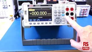 RS Pro RSDM 3055 Digital Multimeter