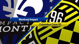 Highlights: Montreal Impact vs. Columbus Crew | May 13, 2017