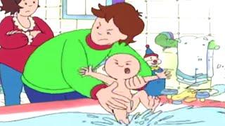 Caillou Italiano - Caillou Non Vuole Lavarsi | Nuovi episodi | Cartoni per Bambini