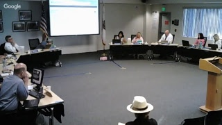 Regular Meeting of the Board for Martinez USD - 5/22/17