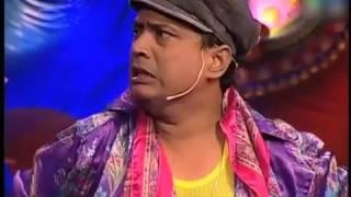 Ultimate comedy Krishna as Surinder Tablawala