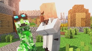 DANTDM TheDiamondMinecart Top 7 Funniest Minecraft Animations - Funny Minecraft Animation 2017!