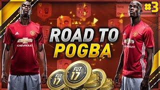 50K CREDITI OGNI 2 ORE!!| ROAD TO POGBA |#3| Fifa17