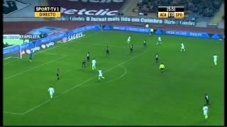 HABIB millieu defensive axe academica coimbra portugual league one.mp4