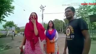Bangla New Natok Mobile Toilet ft Mosharaf Karim