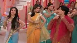 Mrs. Kaushik Ki Paanch Bahuein - Hindi Serial - Zee TV Serial - Feb. 17 '12 - Dance Performance_2