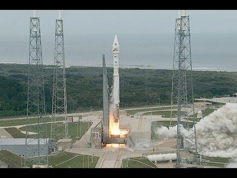 Liftoff of MAVEN