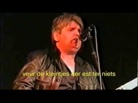 t es were van da - killing ruud ( les escargots de gand ) live.
