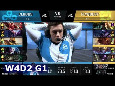 Xxx Mp4 Cloud 9 Vs FlyQuest Week 4 Day 2 Of S8 NA LCS Spring 2018 FLY Vs C9 W4D2 G1 3gp Sex