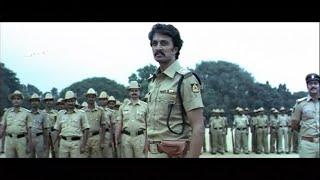 Sudeep Super reply to Commissioner Devaraj | Best Scene of Veera Madakari Kannada Movie
