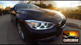 BMW 328i drive review - Cairo Drive