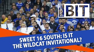 South Region Sweet 16 & Tuesday NBA | Sports BIT | Tuesday, March 20