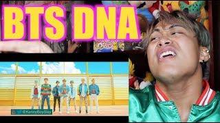 BTS (방탄소년단) DNA MV REACTION (SO GOOD!!!!) #KingKennySlay