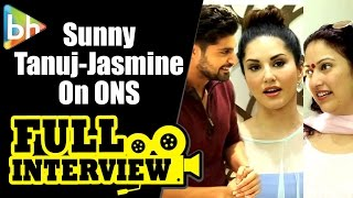 One Night Stand | Sunny Leone | Tanuj Virwani | Jasmine Moses D'Souza | Full Interview | SRK | Aamir