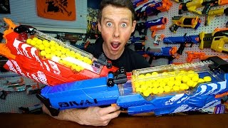 THE NERF RIVAL NEMESIS!