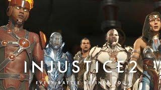 Injustice 2 Story Mode 第六章 Firestorm , Blue Beetle   超級英雄:武力對決 2