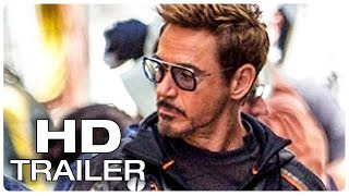 AVENGERS INFINITY WAR 100 Days Trailer (New Movie Trailer 2018) Marvel Superhero Movie HD