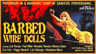 Barbed Wire Dolls (1975) Trailer - Color / 1:47 mins