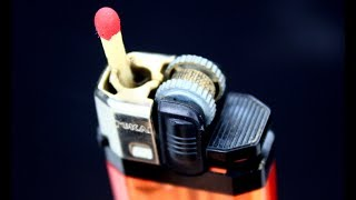 WOW 10 Tricks and Life Hacks with Matches