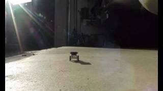 Eneo Mini Solar Car Movie