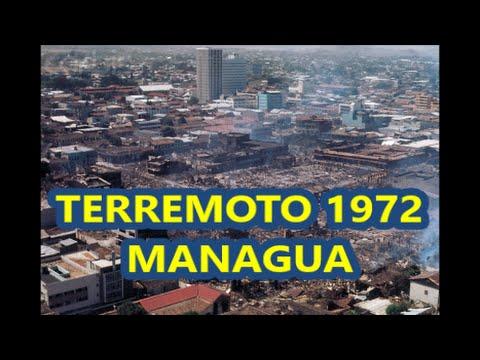 HACE 45 AÑOS DEL TERREMOTO DE MANAGUA NICARAGUA v2