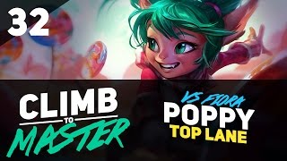 Back in Promo with POPPY - Climb to Master - Episode 32